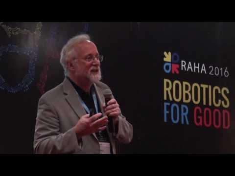 Ron Arkin: Plenary Talk at RAHA 2016