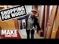 Let's Go Shopping for Hardwood! | Kencraft Company