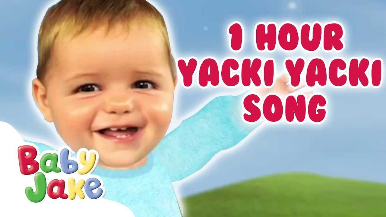 Baby Jake - MEGA YACKI YACKI COMPILATION | Full Episodes ...