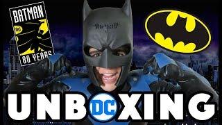 ¡ABRIENDO LOS NUEVOS JUGUETES DE BATMAN! / NAVY
