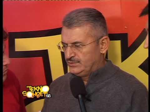 CeBIT 2007 Özel - Ulaştırma Bakanı Teknosohbet.TV'de