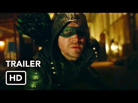 Arrow Season 6 Comic-Con Trailer (HD)