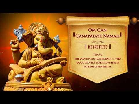 Ganesh Mantra   Om Gan Ganapataye Namo Namah by Suresh Wadkar