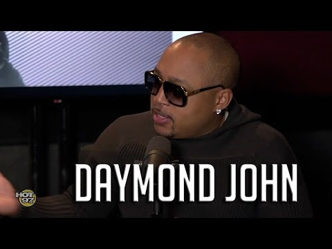Shark Tanks Daymond John explains why designers wont give Kanye West a chance!