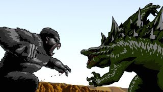 Godzilla vs. King Kong All Part (Full Cut)