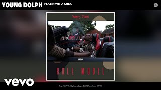 Young Dolph - Playin Wit A Chek (Audio)