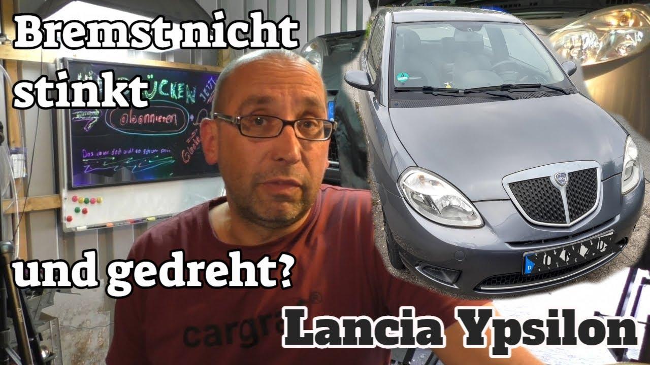 Download Bremst nicht - stinkt und Tacho gedreht? - Lancia Ypsilon