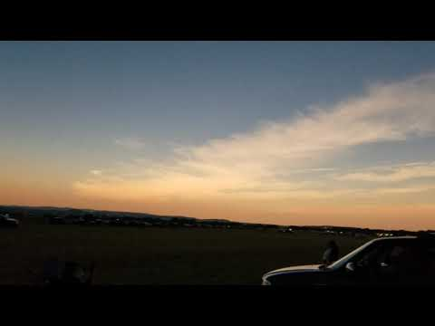 Total Solar Eclipse 2017 Totality Douglas, Wyoming Part 2