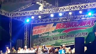 Sholawat Thibbil Qulub  Ngreco Bersholawat