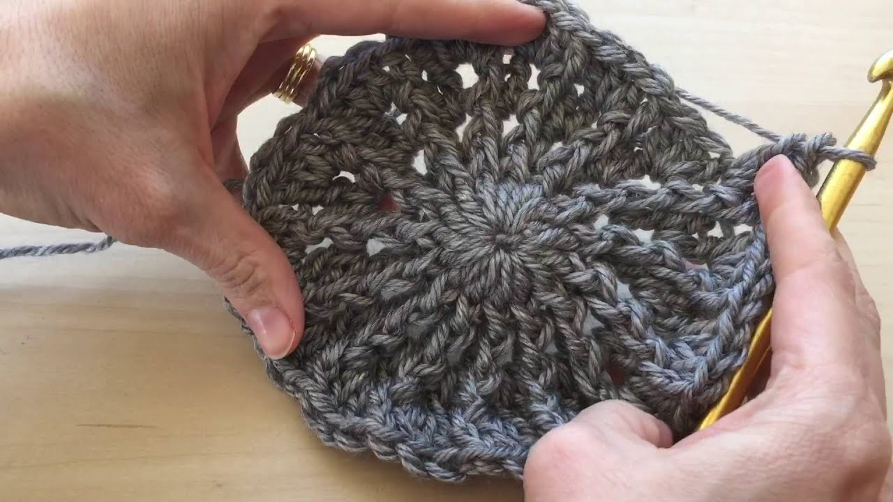 Crochet How To Slouchy Spiral Hat Pattern Video Youtube