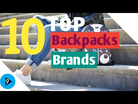 Top 10 Best Backpacks Brands In India | Bags & Backpacks Brand For College