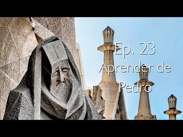 Aprender de Pedro  - Perseverancia