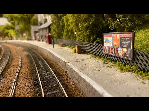 Layout Update – April 2020 – Yorkshire Dales Model Railway