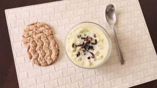 Сырный суп с брокколи и цветной капустой