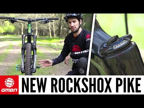 The NEW RockShox Pike   GMBN's First Ride