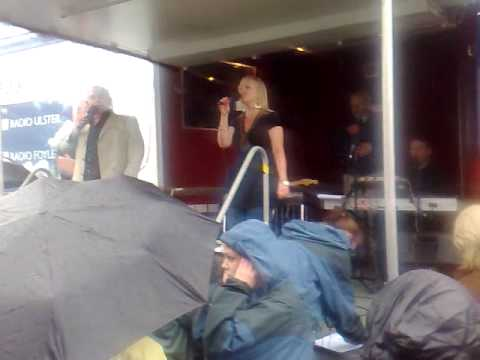 WHAT A BEAUTIFUL DAY UNCLE HUGO BALMORAL SHOW 2009 RADIO ULSER BBC