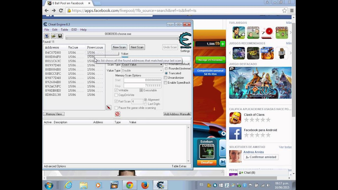 descargar cheat engine para android