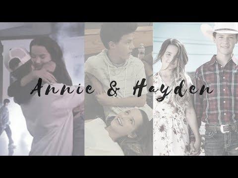 Annie and Hayden II