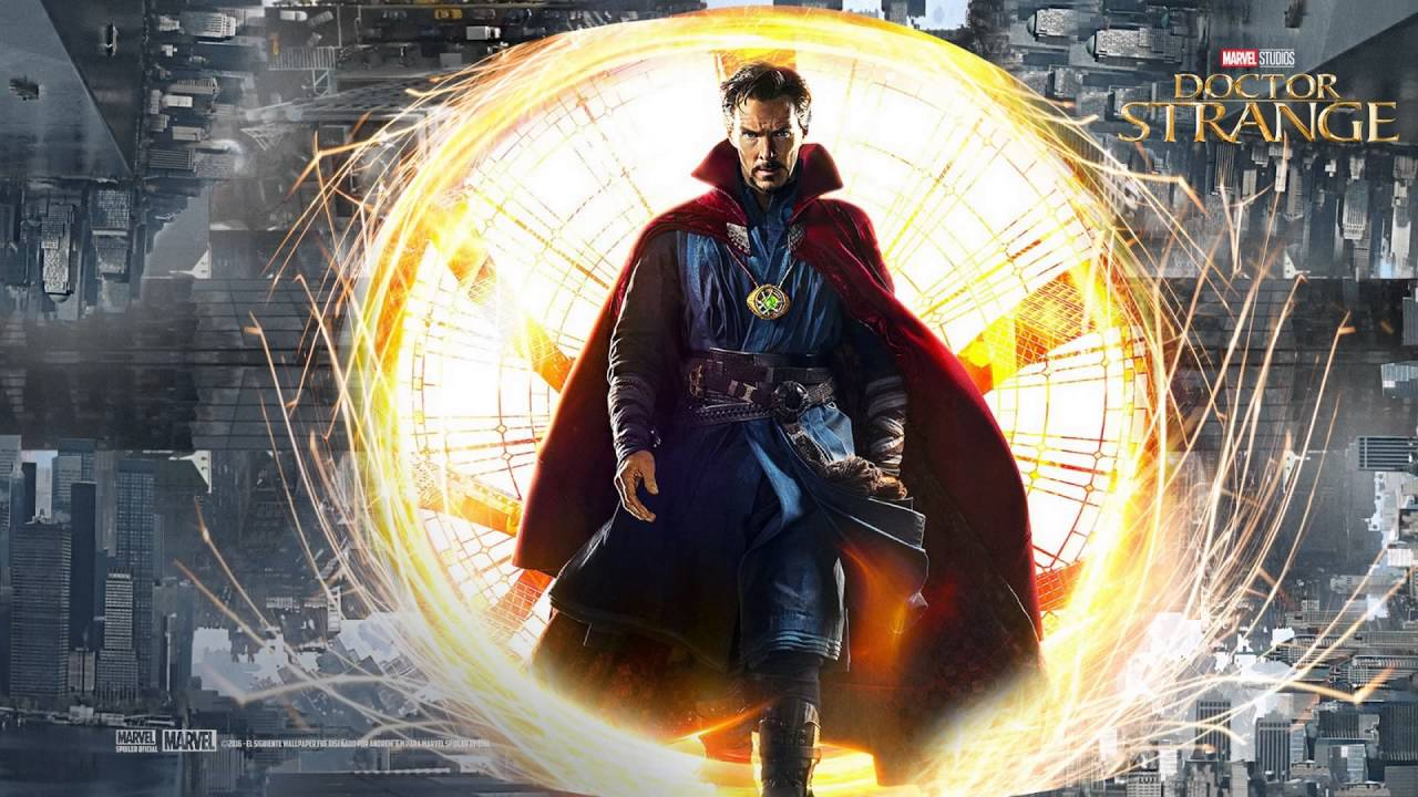 Doctor Strange Marvel Movie Wallpapers Widescreen Cinema: Soundtrack Doctor Strange (Theme Song)