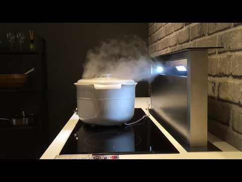 OBRO VORNEHM HD6 Downdraft Cooker Hood Powerful Suction | OBRO