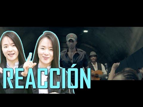 """COREANA REACCIONA A """"Enrique Iglesias - Bailando (Español) Ft. Descemer Bueno, Gente De Zona"""""""