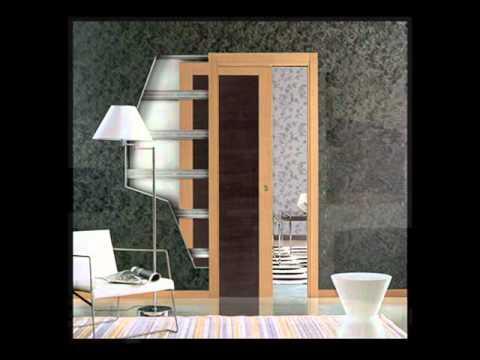 Gd dorigo presenta la propria collezione di porte scorrevoli youtube - Porte gd dorigo ...