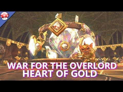 War for the Overworld: Heart of Gold Gameplay (PC HD) (WFTO Game Expansion/DLC) |