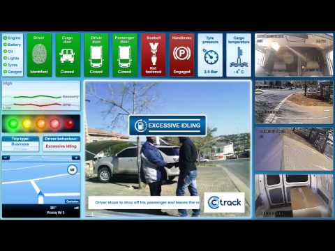 How to keep your fleet Always Visible with Ctrack vehicle and fleet tracking