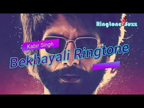 bekhayali-kabir-singh-movie-ringtone-|download-now|-ringtonebuzz