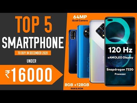 Top 5 Mobile Phone Under 16000 in December 2020 | Best Smartphone Under 16K