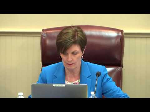 The April 24th, 2018 Marion County School Board Meeting
