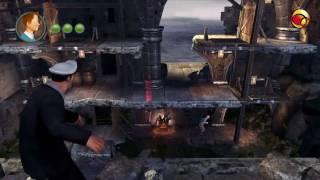 The Adventures of Tin Tin: The Game - vídeo análise UOL Jogos