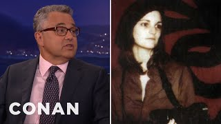 Jeffrey Toobin: Patty Hearst Wasn't Brainwashed  - CONAN on TBS