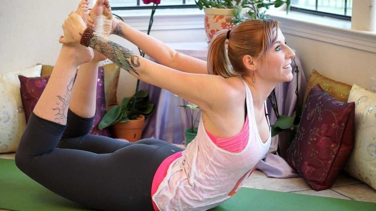 Yoga for Weight Loss & Fat Burning, Beginners Workout For