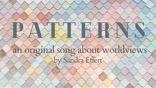 Patterns - Sandra Effert original