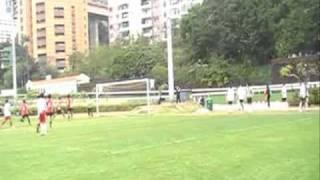 2010-2011年度 全港學界男子足球精英賽 16強 加拿大國際學校 vs  大埔卍慈中學