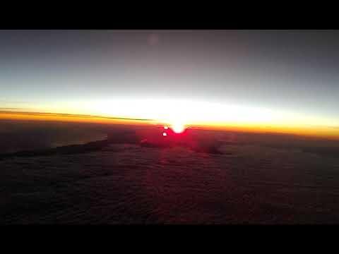 Amanecer en África / dawning in Africa