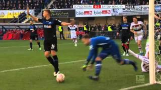 Paderborn 07 vs. Bayern Munich