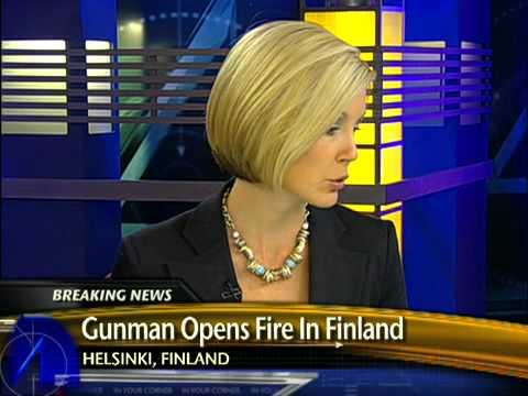 School Shooting In Finland