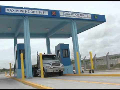 Guam port opens new terminal gate complex