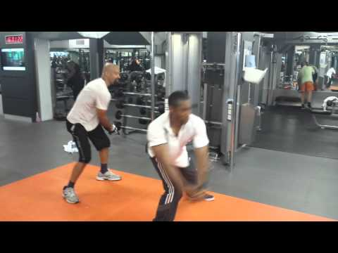 VIP and JRX Fitness First workout 19