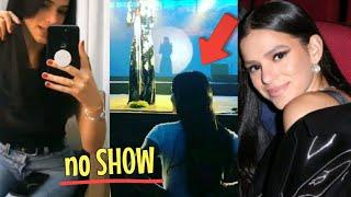 Bruna Marquezine no show de Priscilla Alcântara... VEJA!!!