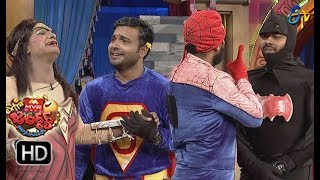 Sudigaali Sudheer Performance | Extra Jabardasth | 4th January 2019   | ETV Telugu