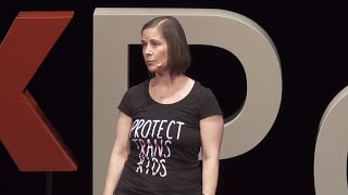 How everyone deserves the right to be themselves | Colleen Yeager | TEDxPortland