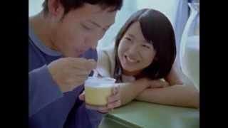 2007/グリコ乳業株式会社/とろ~りクリームonプリン/「クリームかけに来...