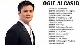 Ogie Alcasid Songs Playlist | Best of Ogie Alcasid.