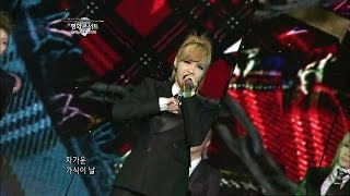 【TVPP】2NE1 - Ugly, 투애니원 - 어글리 @ 2011 DMZ Peace Concert Live