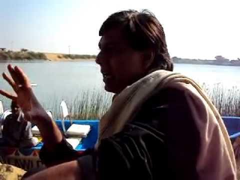 Hassan Dars - Sindhi Poet.wmv
