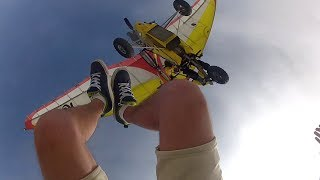 Ultralight Extreme Epic skydive - Kordich airsports