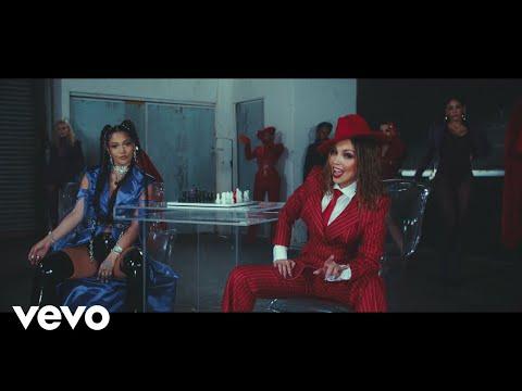 Смотреть клип Farina, Thalía - Ten Cuidao